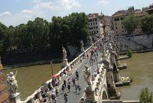 İtalya / gezip görmüş olduğum güzel bir şehir olan Roma