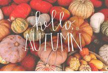 Fall, Autumn Vibes, Jesien