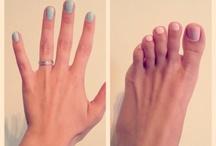 My nail polish colours / Nails