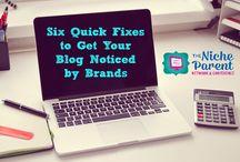 Blogging! / by Alexandra Elizabeth