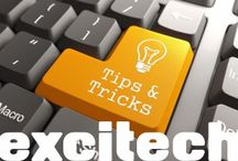 Tech Support / Tips and Tricks written by our very own Tech Support team here at Excitech.