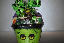 Halloween Goodies / Ideas for Jaeden's classmates