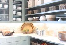 Kitchen Ideas / New kitchen/TV Room/office space