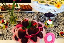 Afternoon Tea's / My Afternoon Tea's by Hilda and Randa