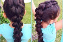 hair + braids