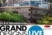 Balcony Systems at Grand Designs NEC / Birmingham NEC Grand Designs - Balconies 8th year in a row