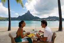 InterContinental Hotels & Resorts French Polynesia / InterContinental French Polynesia boasts 4 world-class resorts on the 3 fabled islands of Tahiti, Moorea & Bora Bora. All accommodations are air-conditioned, from beautifully appointed rooms to overwater villas. http://goo.gl/iZfTK0