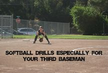 Third Base Drills / by Jennifer Mealey-Boyles