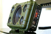 Boombox / Speakers