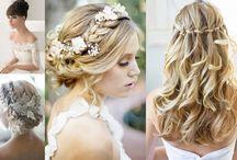 Hair Syles for Wedding