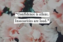 try to be a silent appearance with loud meanings