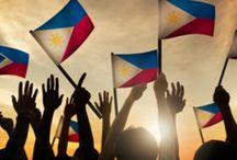 Filipinos abroad by Migreat - Pilipino sa ibayong dagat