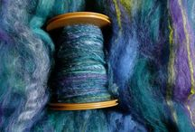 Spinning Fiber / by Rock Garden Alpacas & Inspired Creations by D