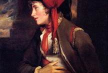 17th & 18th Century Women of the Theatre / Actresses & Playwrights
