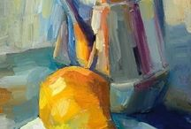 pastel boya