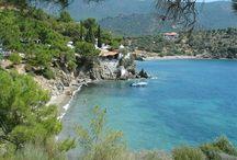 Lesvos island. Mytilene