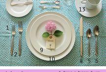 Table Style / Etiqueta