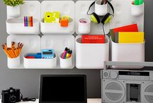 Office Organization / by Maria Pena