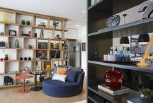 Decoração: Ambientes Integrados / Visite www.thyaraporto.com/blog e confira ótimas dicas para decorar a sua casa.