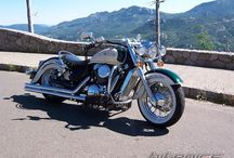 Honda Shadow vt1100
