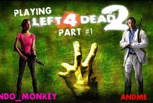 Left 4 Dead 2 / One of my video's on youtube.