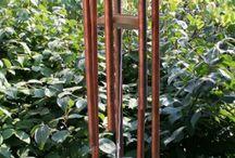wind chimes bamboo