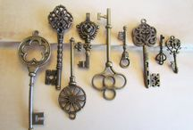 Keys and Locks / by PatriciaLee Prange-Smith