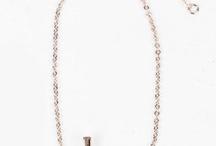Jewelry  / by karina beatriz