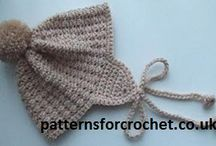 Crochet free patterns sites