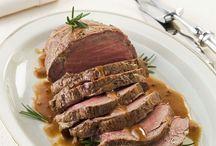 secondi di carne al forno