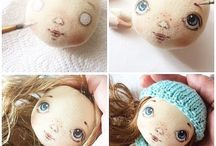 Painted dolls