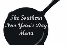 Southern New Year styled shoot