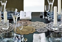 Table setting / by Susanna Courtney