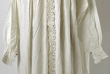 19th Century Sleepwear
