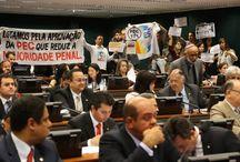 Comissão dos Deputados aprova reduzir a maioridade penal