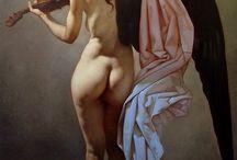 Painting. Roberto Ferri