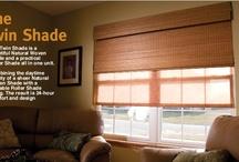 Window Treatments - Roman, Solar