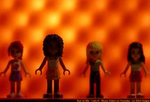 Run to Me - Music Video - LEGO-Friends / My first stop-motion Video. I used LEGO-Friends figures to create Pictures for my new song Run to Me. The Video may be watched on Youtube (my channel is called I.am.H)