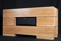 2012 Commissions  / A selection of commissions made in 2012 by MOS Bespoke Furniture