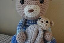 AMIGURUMI <3 / crochet dolls and animals
