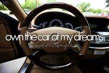 My Car  / by Bella Rossini