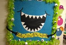 Monster Theme classroom / by Amy Pittman