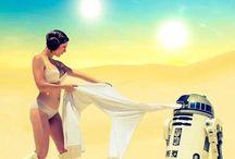 star wars nude