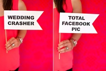 photo booth fun / custom photo booth signs for your wedding or special event!