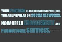 Social Media Tips / Peppergrain shares quick social media tips to enhance your online presence.