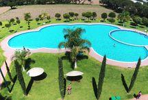 Lugar para conocer / Hermoso balneario de aguas termales en Tecozautla, Hidalgo. Una belleza para visitar en el estado de Hidalgo.