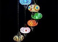Turkish glass mosaic lantern / Glass mosaic lantern or lamps stb......