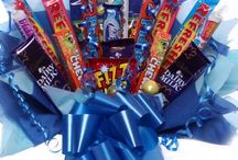 Sweetie & Chocolate Bouquets