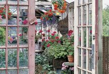 Bayberry Village Greenhouse / by Barbara Wedderman