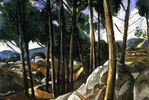 André Derain, tra Cézanne e Van Gogh oltre i Fauve
